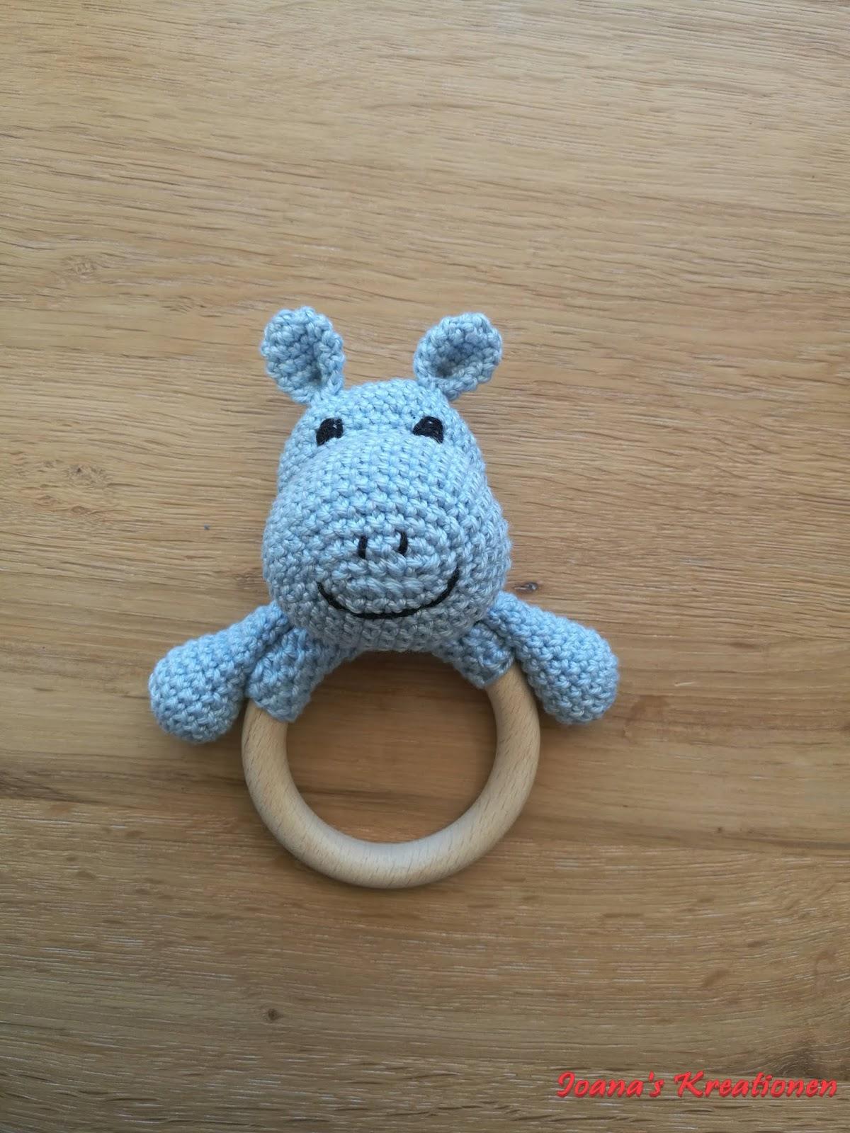 Ravelry: Hady Hippo Amigurumi pattern by Joanne Loh | 1600x1200