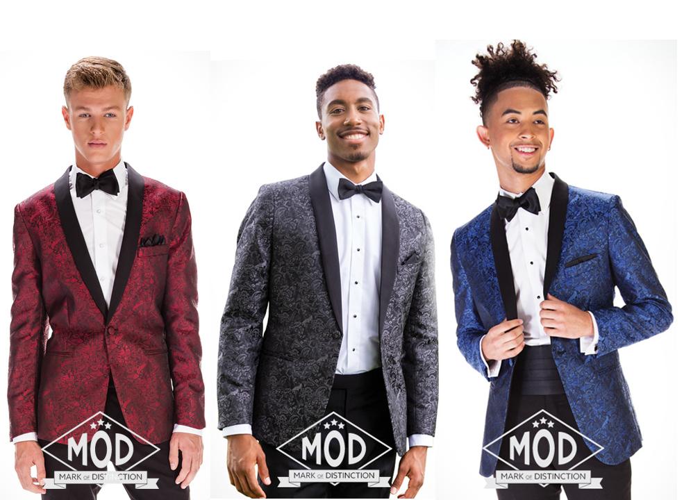 ETC BOUTIQUE: Tuxedo Trends for 2019