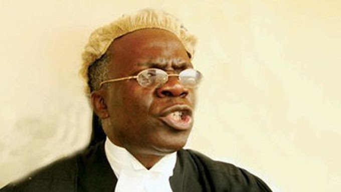 Release Sowore For Me Or I Will Remain Here-- Femi Falana Tells DSS.