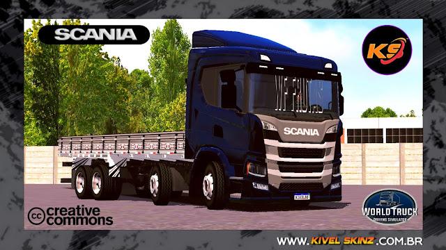SCANIA P320 - WF FRUTAS
