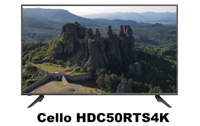 Cello HDC50RTS4K 4k TV