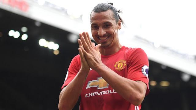 MU Akan Perpanjang Kontrak Ibrahimovic