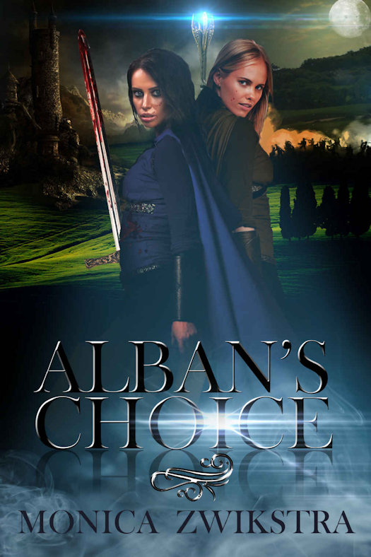 SPFBO 5 Interview: Monica Zwikstra, author of Alban's Choice