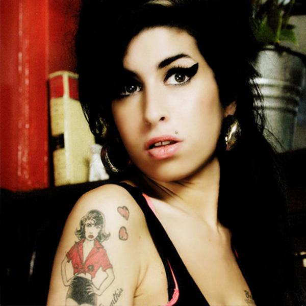 Amy Winehouse Tutorial Inspiração