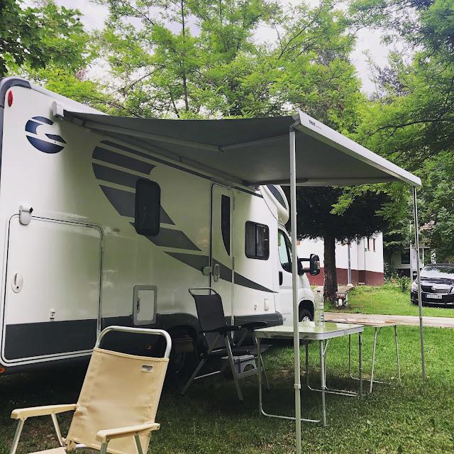 Camping Osate Ochagavía (Navarra) caravaneros.com