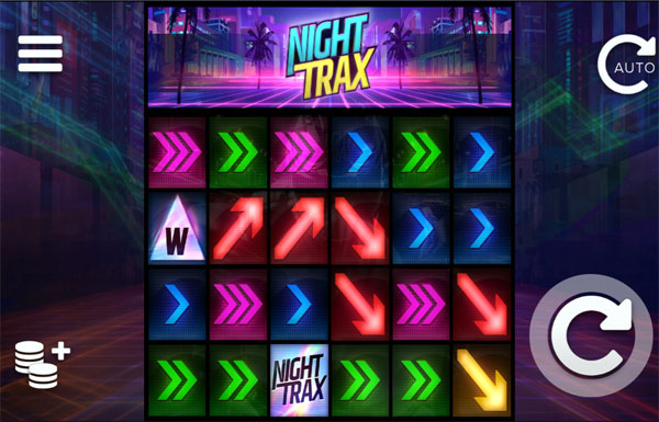 Main Gratis Slot Indonesia - Night Trax ELK Studios