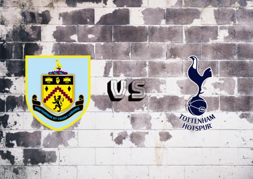 Burnley vs Tottenham Hotspur  Resumen y Partido Completo