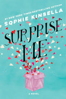 Book cover image of Surprise me