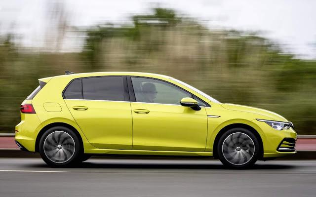 VW Golf tem futuro ameaçado por eletrificação e SUVs