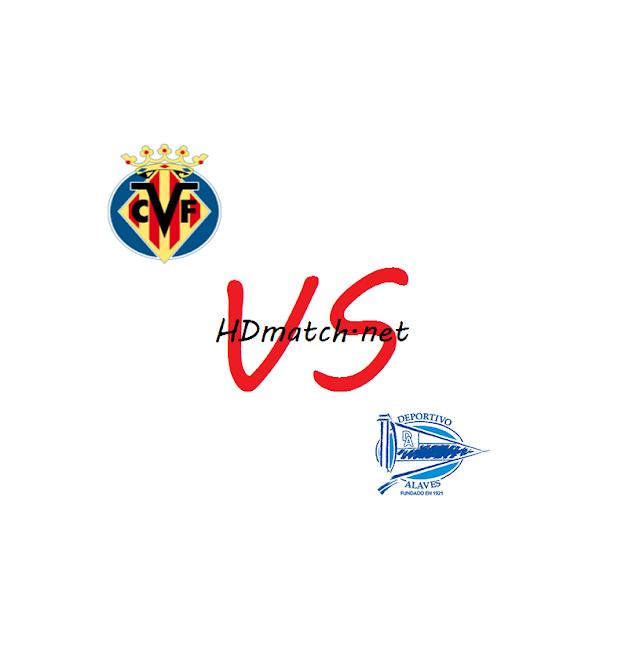 مباراة ديبورتيفو ألافيس وفياريال بث مباشر مشاهدة اون لاين اليوم 25-1-2020 بث مباشر الدوري الاسباني deportivo alaves vs villarreal cf