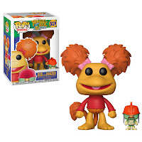 Pop! Television: Fraggle Rock Red with Doozer