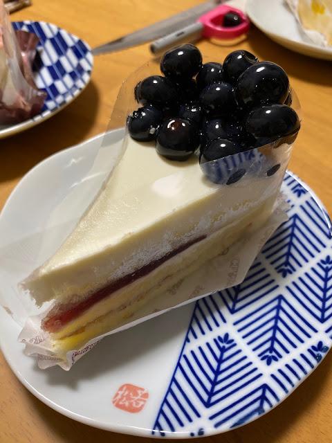 誕生日おめでとうケーキ