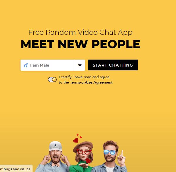 ChatSpin Homepage