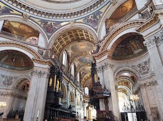 Londres, Catedral de San Pablo o St. Paul.