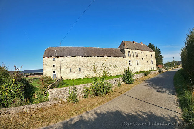 Ny Village Chateau Ferme Wallonia Durbuy