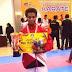 Regina Sintika Idikya, Persembahkan Perak untuk Papua