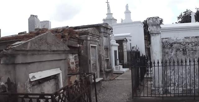 St. Louis Cemetery- New Orleans, Louisiana