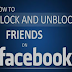 How to Unblock Blocked Facebook Friends