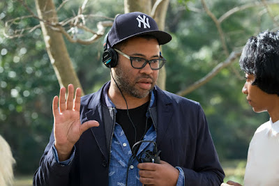 Get Out Jordan Peele Set Photo 1 (13)