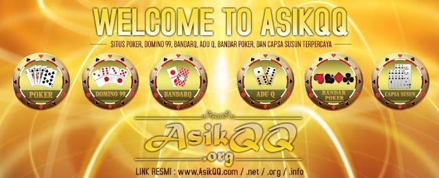 AsikQQ Situs Poker Online Terpercaya Uang Asli Indonesia