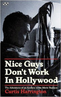 Book - Nice Guys Don't Work in Hollywood, Curtis Harrington