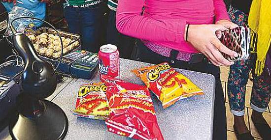 7 Curiosidades sobre Cheetos - Cheetos vicia