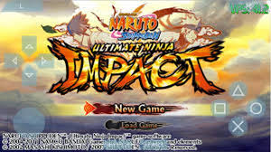 Naruto Shippuden: Ultimate Ninja Impact ISO PPSSPP for Android High Compress