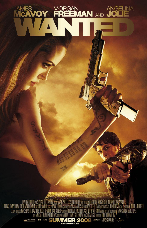 Nonton Film Wanted (2008)