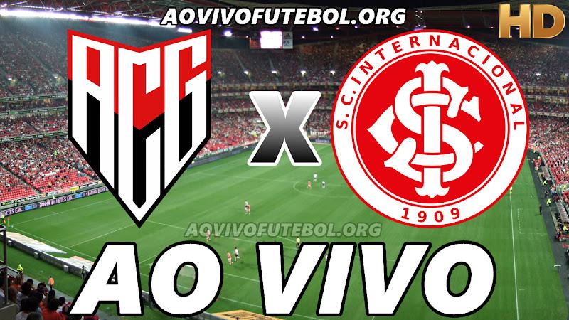 Atlético Goianiense x Internacional Ao Vivo HDTV