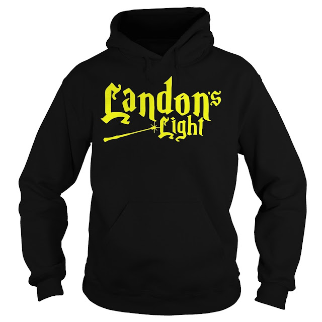 North dakota state coach Landons light Hoodie, North dakota state coach Landons light T Shirts, Landons light T Shirts Hoodie