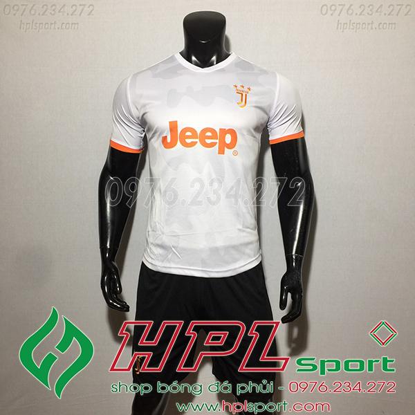 Áo câu lạc bộ Juventus màu trắng 2020
