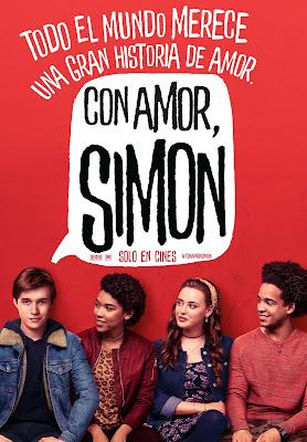 Con amor, Simon - Poster