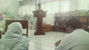 Diundang Jadi Pelatih Debat Bahasa Inggris Di SMA PKP Jakarta Islamic School