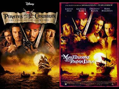 La locandina del film Pirati dei Caraibi - La maledizione della prima luna
