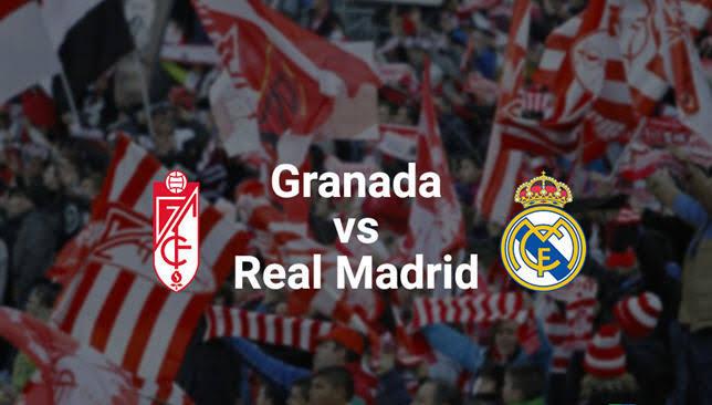 موعد مباراة ريال مدريد وغرناطة 05-10-2019 والقنوات الناقلة