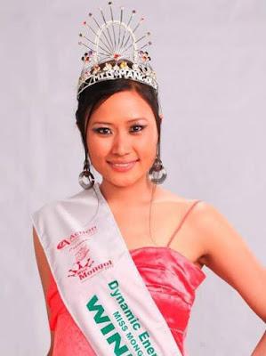 Miss Mongol Sapana Roka Magar Beautiful cute hot Sexy