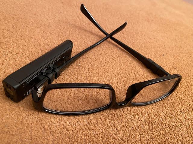 Orcam MyEye 2 - kamera a brýle