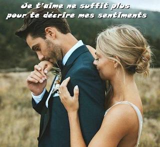 SMS d'amour romantique  Pour lui