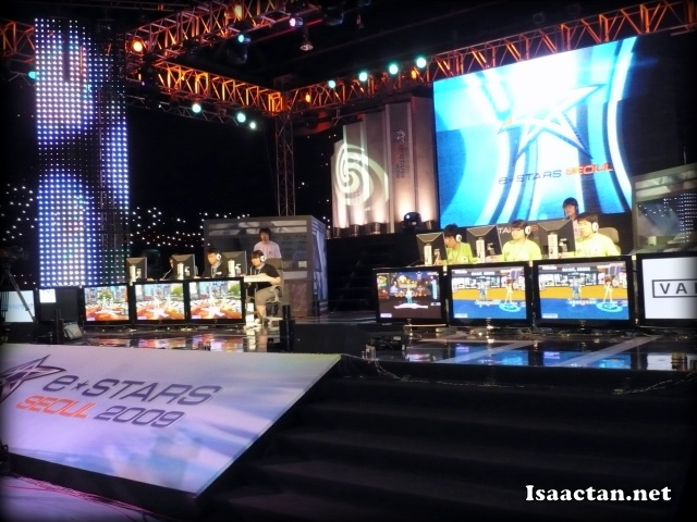 E-Stars Seoul Korea Tournament