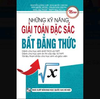 Những Kỹ Năng Giải Toán Đặc Sắc Bất Đẳng Thức ebook PDF-EPUB-AWZ3-PRC-MOBI