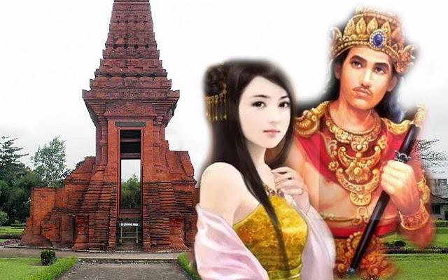 Putri China Siu Ban Ci istri selir Prabu Brawijaya 5
