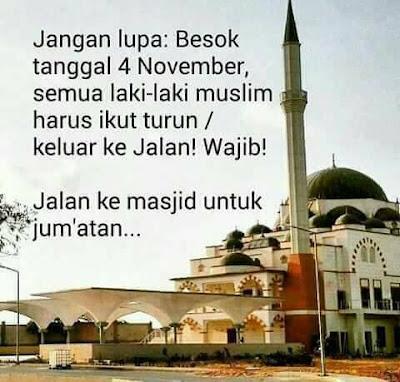 4 november ke masjid