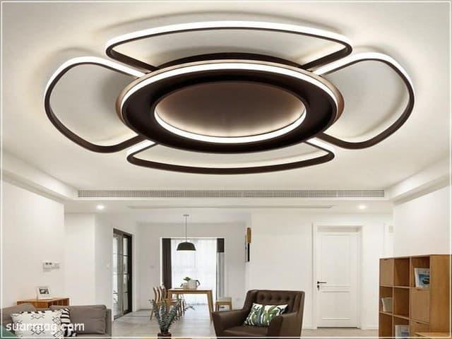 ديكورات اسقف جبس بسيطة 2020 16   Simple gypsum ceiling decor 2020 16