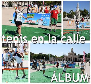 fotos Tennis Street Aranjuez