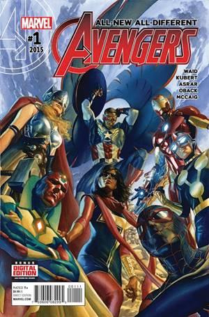 Miles Morales, Spiderman, formó parte de los Vengadores