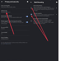 Chrome - Safe Browsing