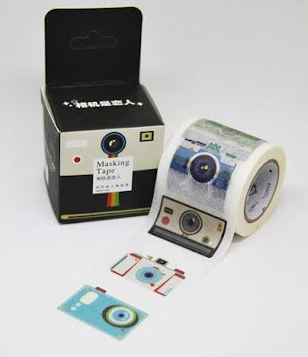 Polaroid Washi Tape