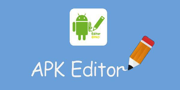 تحميل تطبيق APK Editor Pro