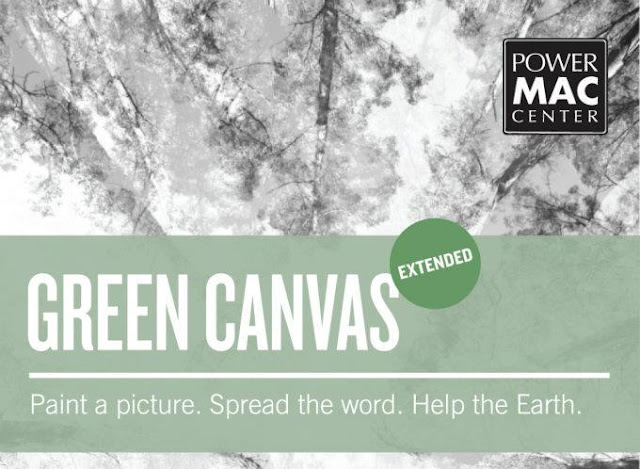 Green Canvas Illustration Contest photo