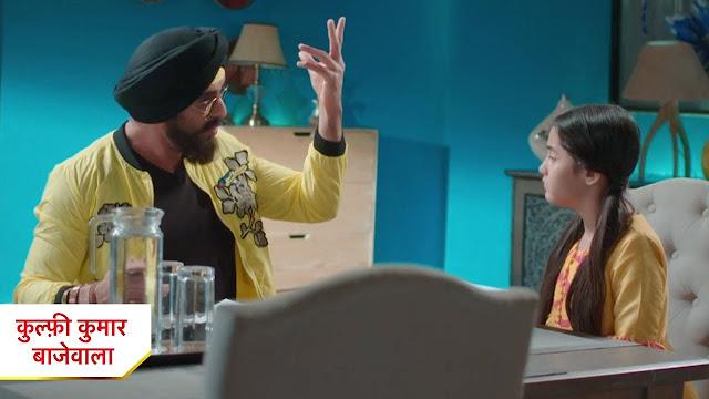 Big Twist : Murphy Singh turns shining armour in Kulfi's life in Kulfi Kumar Bajewala